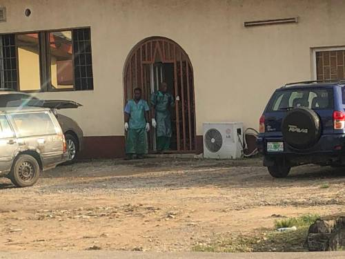 How Nigerian Army Secretly Moved 20 Lekki Massacre Victims To IDH Mortuary