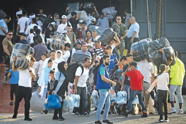 Μεταφέρουν 20.000 μετανάστες και ετοιμάζονται για 120.000!