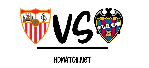 مشاهدة مباراة ليفانتي واشبيلية بث مباشر اون لاين اليوم 15-6-2020 الدوري الاسباني يلا شوت