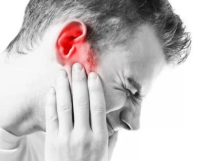 التهاب طبلة الاذن