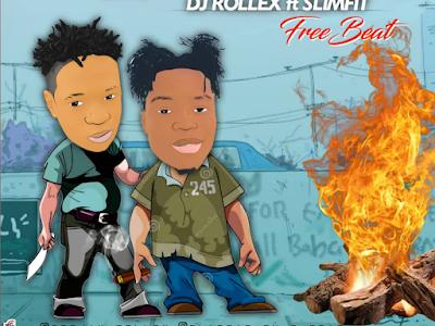 [FREEBEAT] Dj Rollex Ft Slimfit ~ Talofepa ina Freebeat