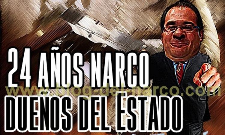 Veracruz;  24 años narco/dueños del Estado