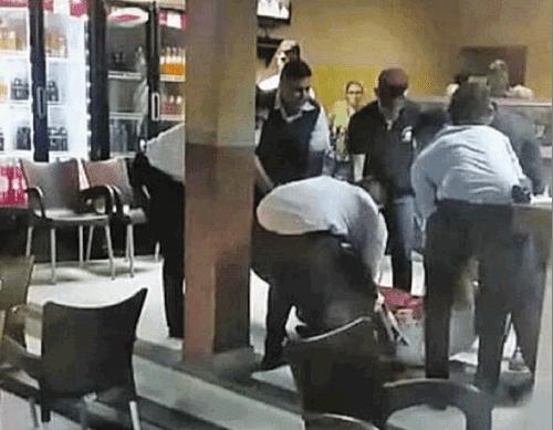 Sicarios asesinaron a dos personas dentro de una arepera en El Vigía