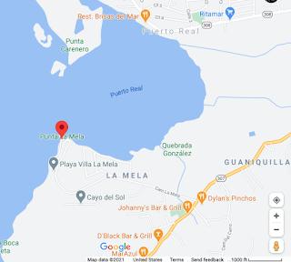 Punta La Mela Cabo Rojo
