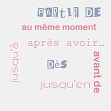 les expressions temporelles, les expressions temporelles en français, grammaire, FLE, le FLE en un 'clic'