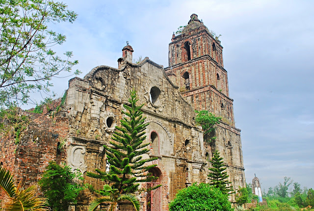 San Pablo Church architecture