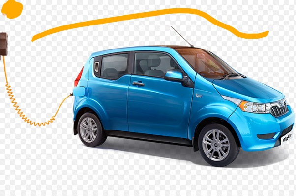 Upcoming mahindra electric car india