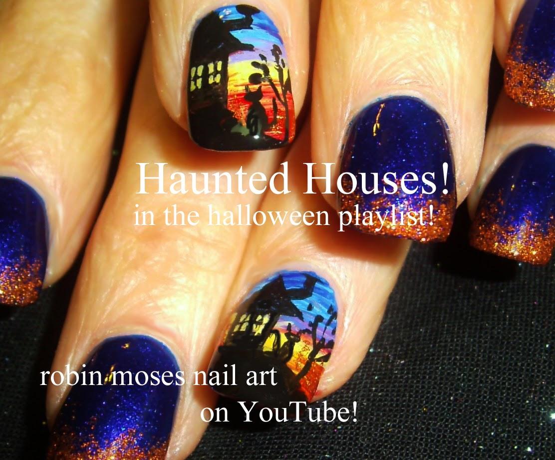 Nail Art By Robin Moses September 2013