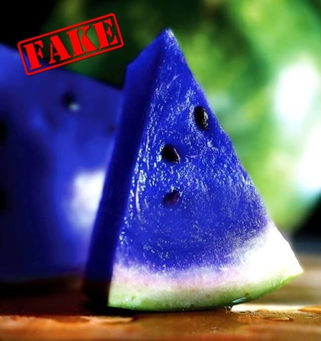 10 Photos That Became Viral But Are Actually Edited - A Fruit Worth Dying for
