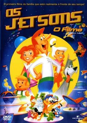 Os Jetsons: O Filme Dual Áudio 1990 - BluRay 1080p