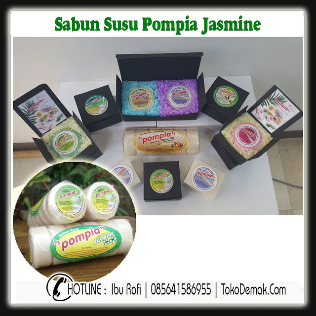 Jual Sabun Susu Pompia Jasmine