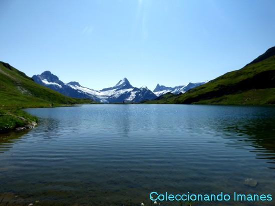 Ruta hasta el Lago Bachalpsee - Suiza