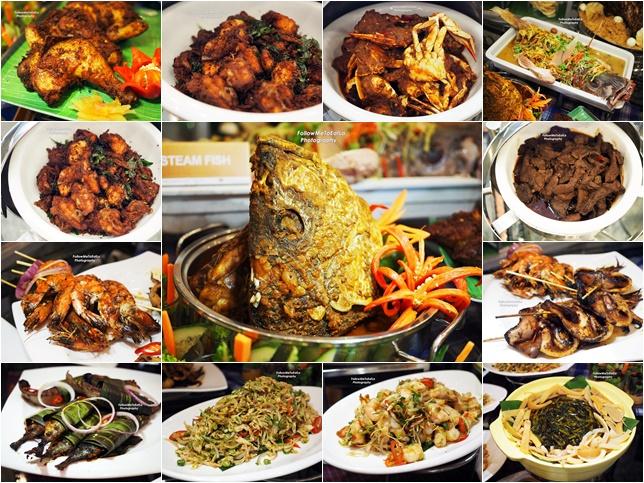 Istimewa Citarasa Penang Ramadan Buffet 2017 Grand BlueWave Hotel Shah Alam