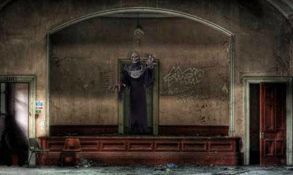 Scary Escape: Asylum