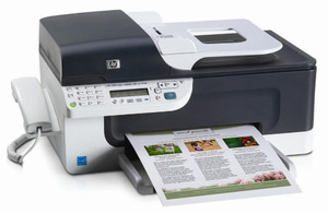 HP Officejet J4660 Driver Download