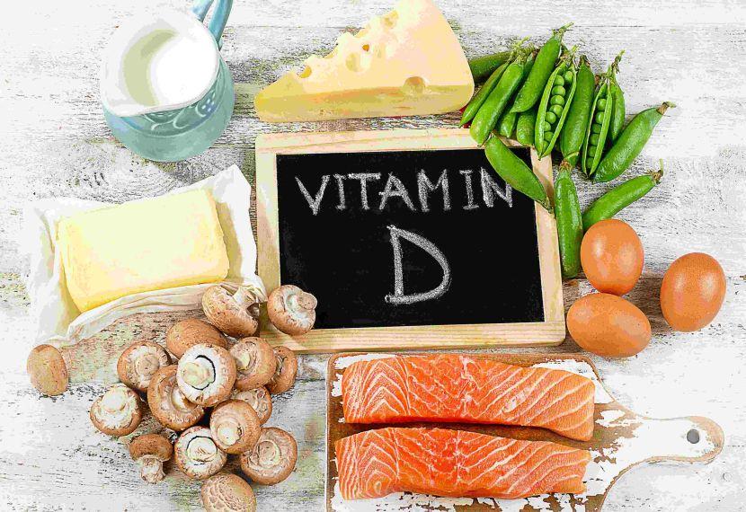 Sumber vitamin D dan fungsinya