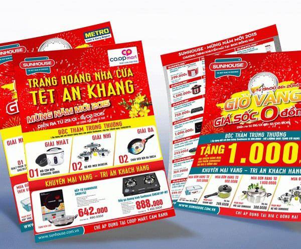 In tờ rơi giá rẻ Nha Trang