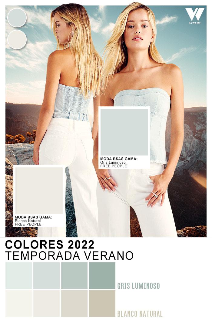 colores que se usan en 2022
