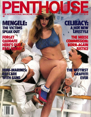 August 1986 Penthouse