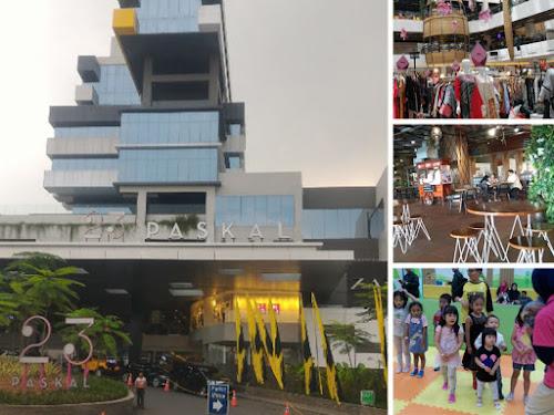 Profil Mall 23 Paskal Bandung