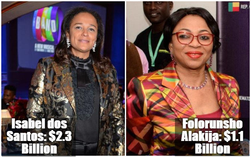 Meet The 2 Richest Women In Africa