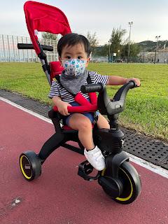 【開箱分享】Jakewell x Liki Trike S3三輪車 多功能x獨特x創新