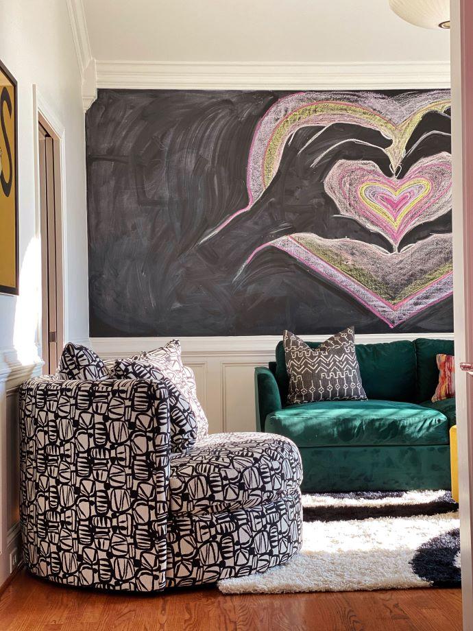 The Playroom Refresh- design addict mom