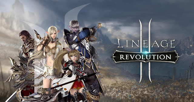 Download Lineage 2 Revolution Indonesia apk