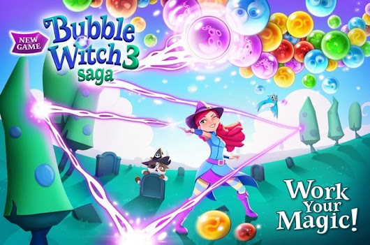 Bubble Witch 3 Saga hack tool download no survey