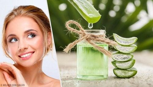 Benefícios do suco de Aloe Vera