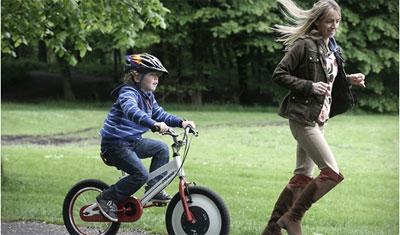 Tips Mudah Belajar Sepeda Roda Dua