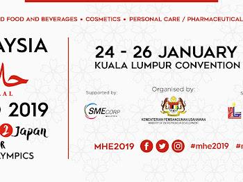 Produk Usahawan di Malaysia Halal Expo 2019