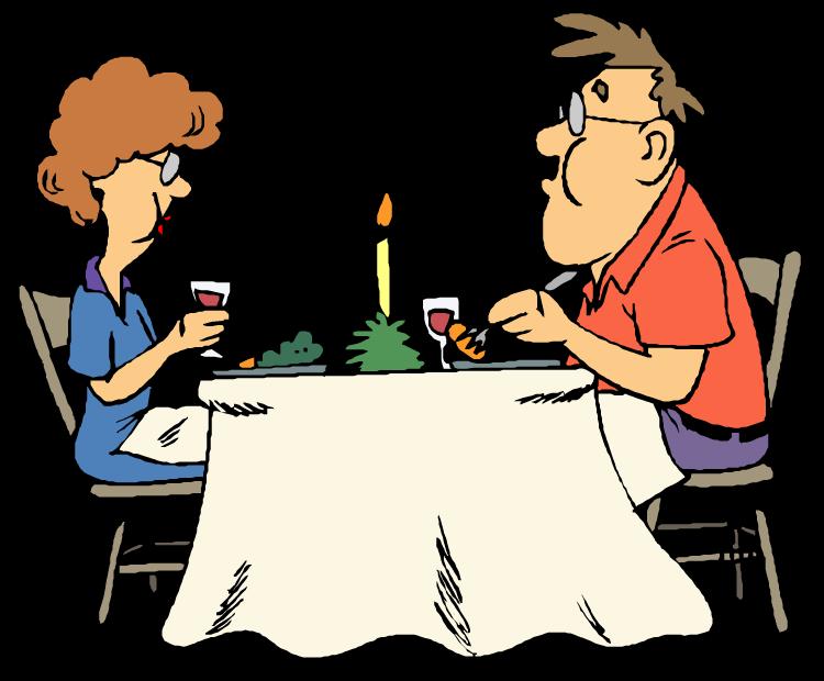 family eating clip art - 750×620