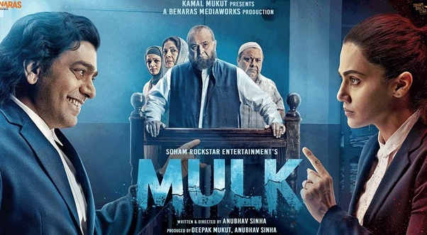 Mulk 2018 Full Movie Free Download HD 720p