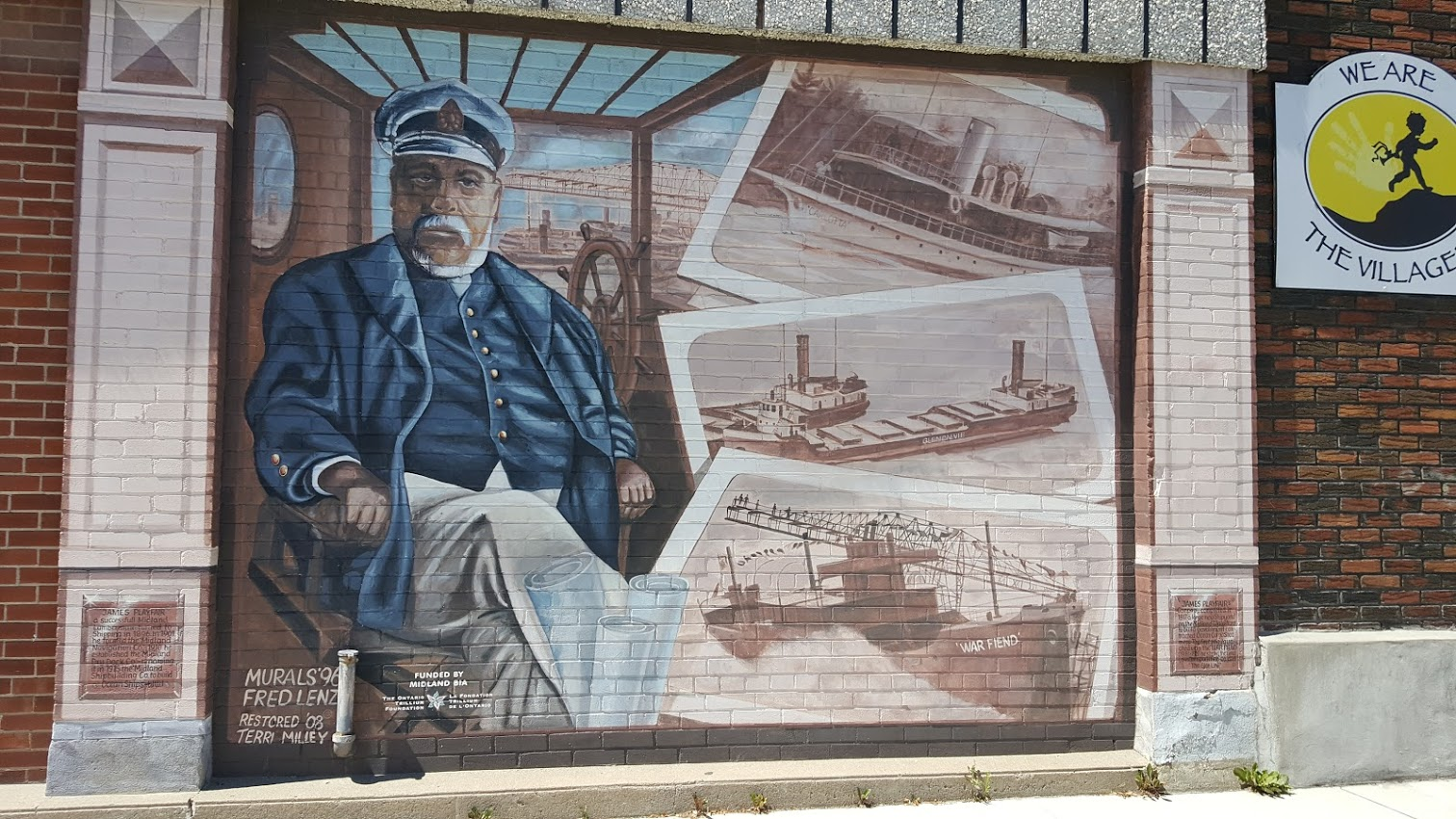 James playfair owned lumberyards great lakes shipping and the general store