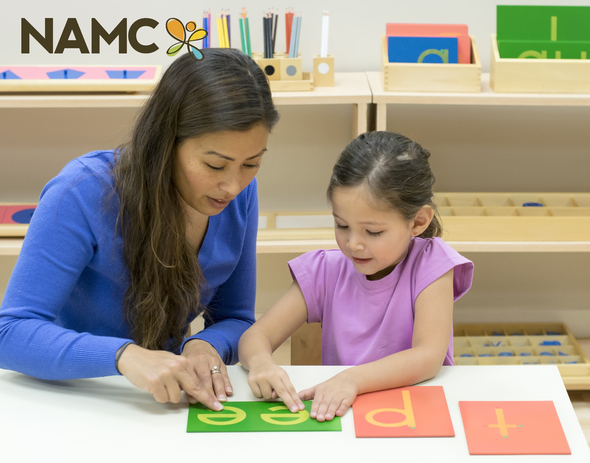 How Do Children Learn with the Sandpaper Letters?