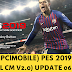 (PS2|PC|Mobile) PES 2019 (Axel Edition) Update 06.2019 (V2.0) - Full Download