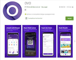 Cara Menggunakan Aplikasi OVO di Android