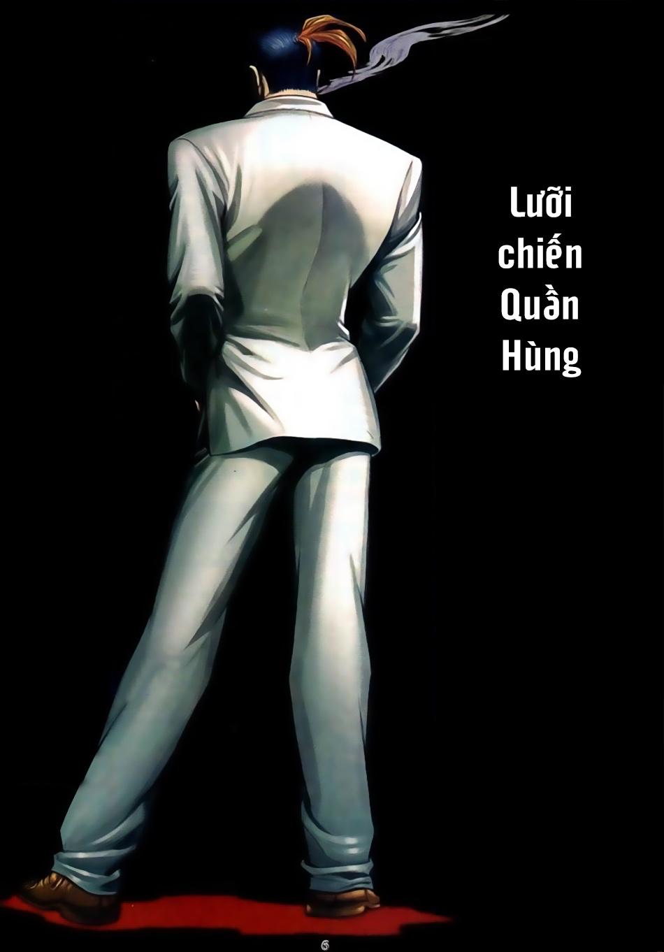Người Trong Giang Hồ Chap 586 - Truyen.Chap.VN