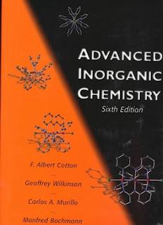 Advanced Inorganic Chemistry 6th Edition