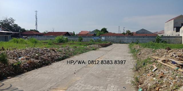 Jual Tanah Kavling Murah 245 Juta SHM Di Cluster Kelapa Gading Jalan Kelambir V Medan Sumatera Utara