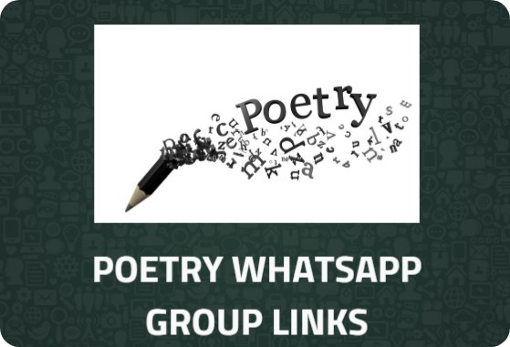 POETRY-WHATSAPP-GROUP-JOIN-LINKS-LIST