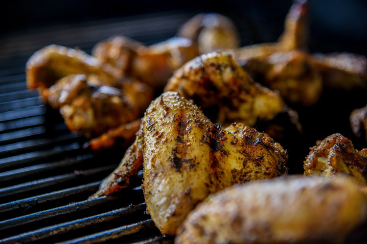 Spicy Citrus Marinade for Chicken and Seafood