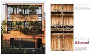 Turner Street house in Green magazine