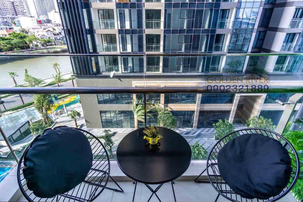 Vinhomes Golden River Aqua 1 cho thuê căn hộ 74m² - hình 5