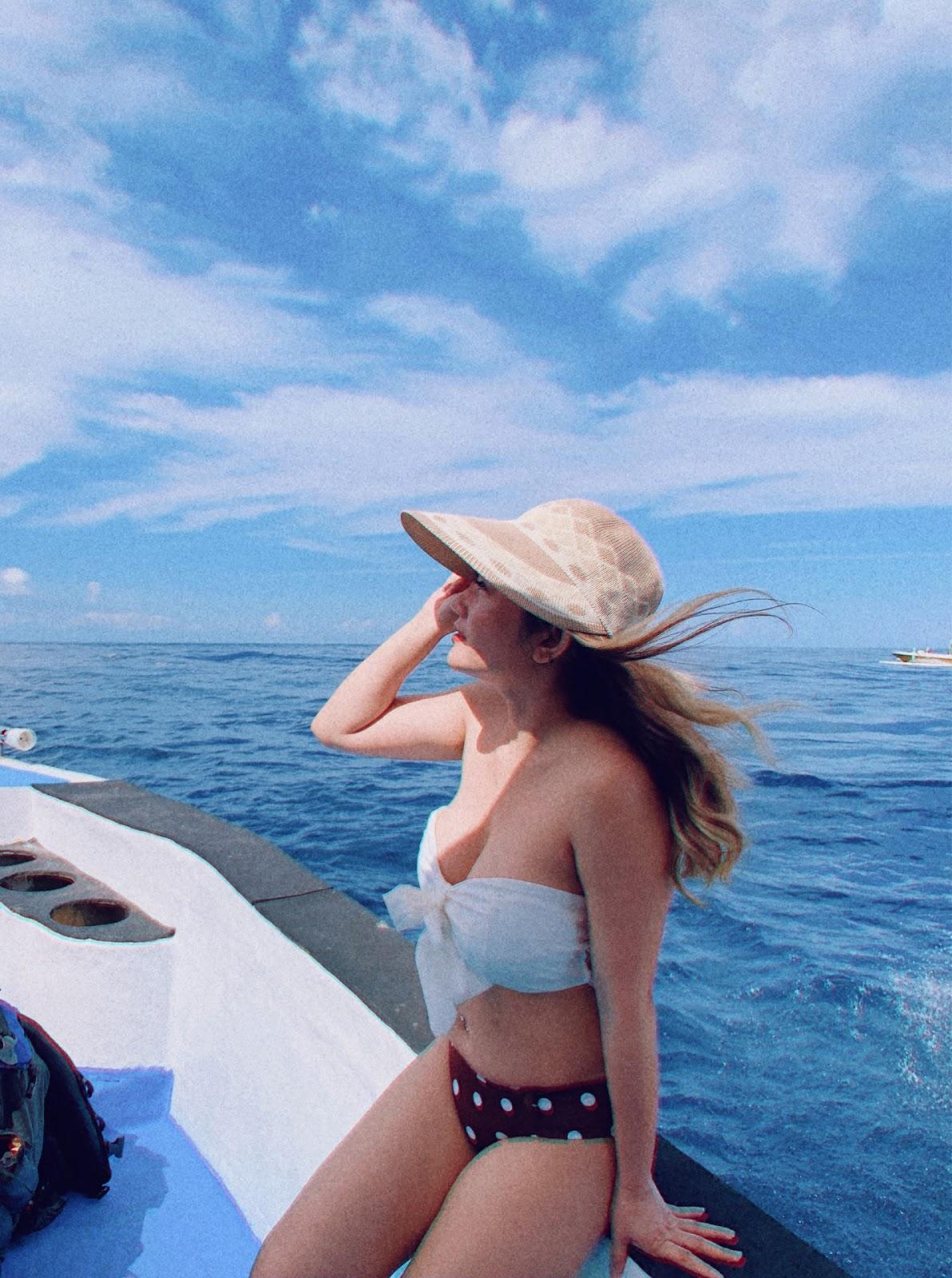 ดำน้ำที่เกาะ Nusa Penida