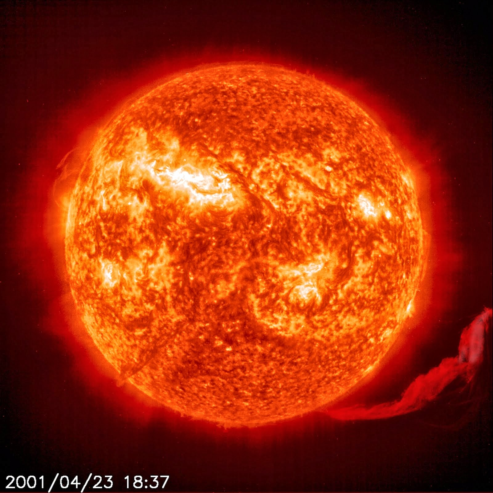 Sun Pictures From Space