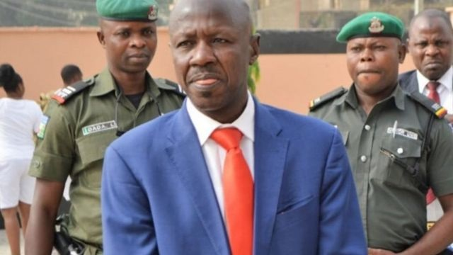 EFCC: Cops who would likely succeed Magu