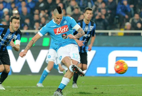 NAPOLI-ATALANTA Streaming Diretta TV con iPhone Tablet PC: dove vedere la partita di Calcio di Coppa Italia