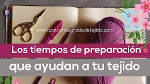 Cómo prepararse para empezar a tejer?